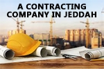 A Contracting Company in Jeddah